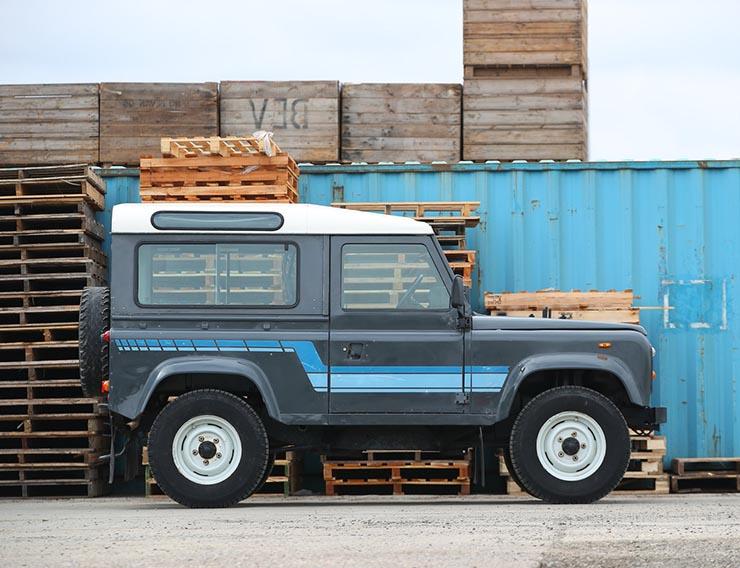 1984 Land Rover 90 - 2.5D