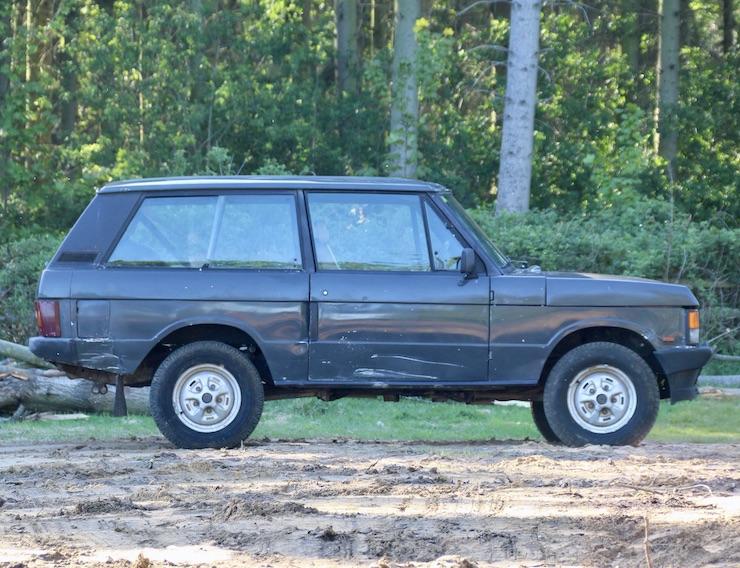 1987 Range Rover Classic 2 Door
