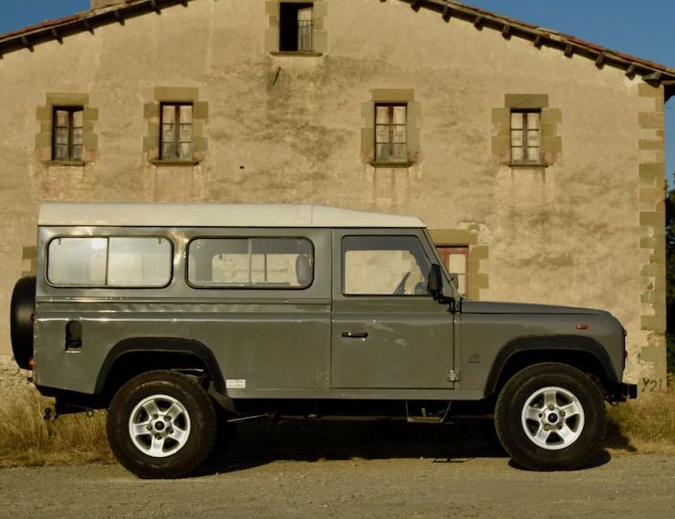 1990 Land Rover D110 200TDI