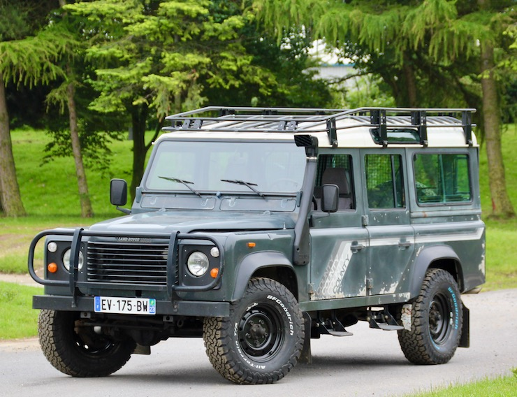 1988 Land Rover 110 2.5TD
