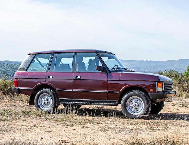 1994 Range Rover Classic 200TDI