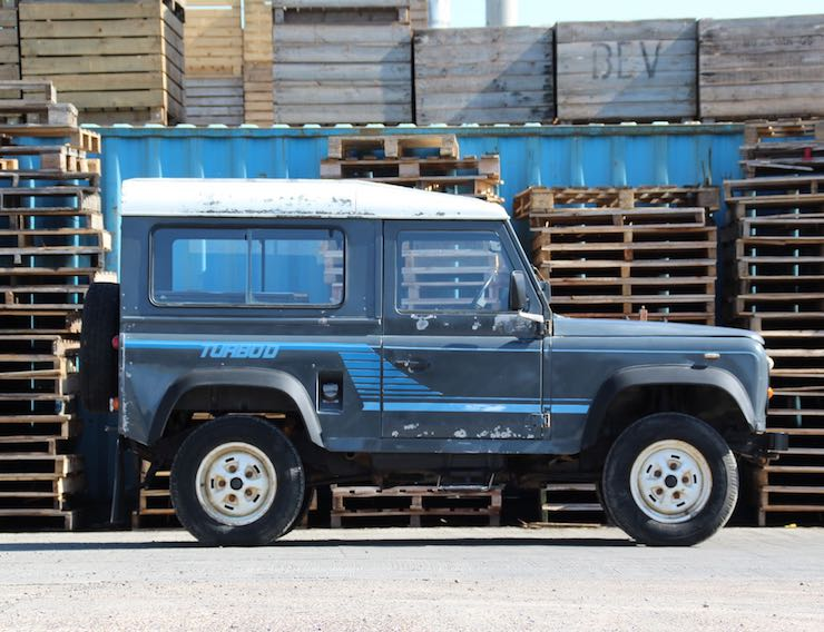1987 Land Rover 90 - 2.5TD