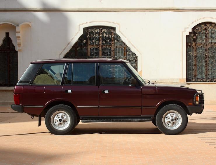 1994 Range Rover Classic 5 Door 200TDI