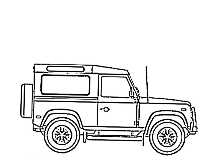 1992 Land Rover Trophy Edition