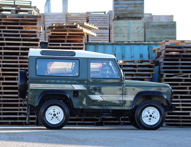 1990 Land Rover 90 2.5TD