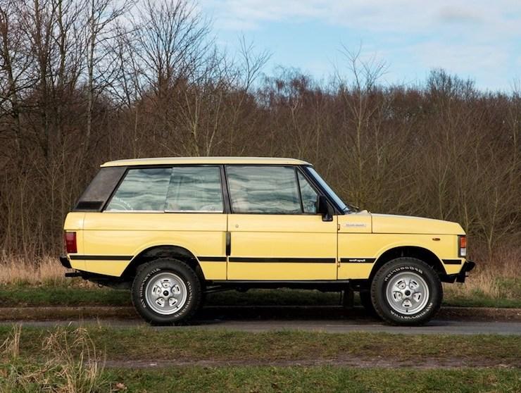 1979 Range Rover Suffix F 'Two-Door'