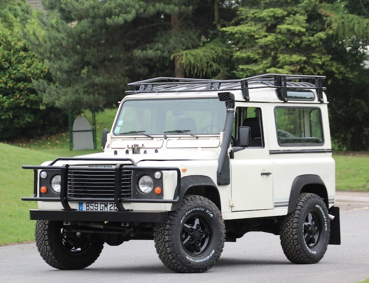 1988 Land Rover 90 2.5TD
