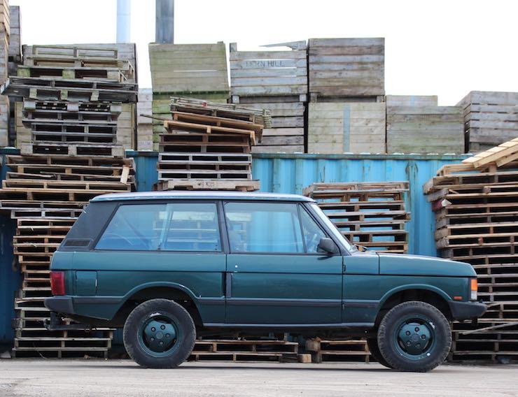 1990 Range Rover Classic 2 Door