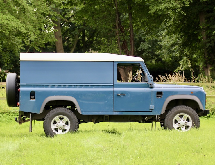 1997 Land Rover D110 300 TDI