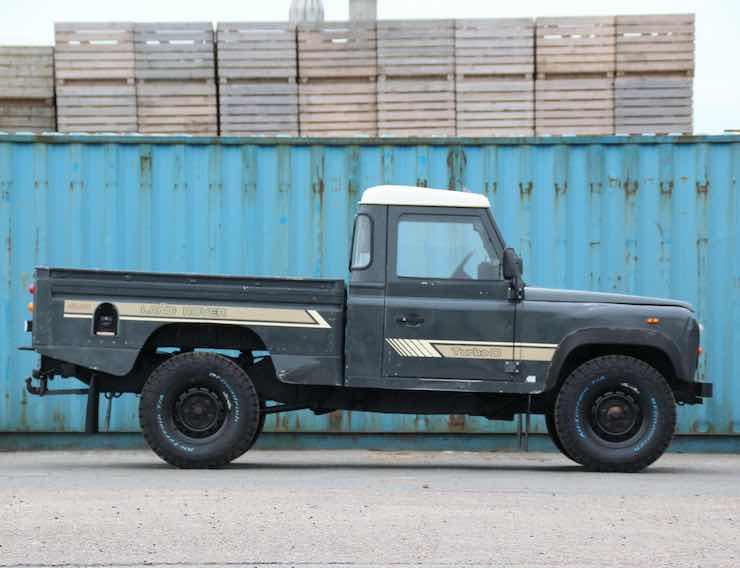 1988 Land Rover Defender 110 2.5TD