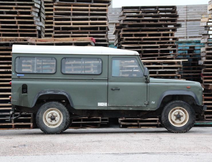 1991 Land Rover Defender 110 - 200TDI
