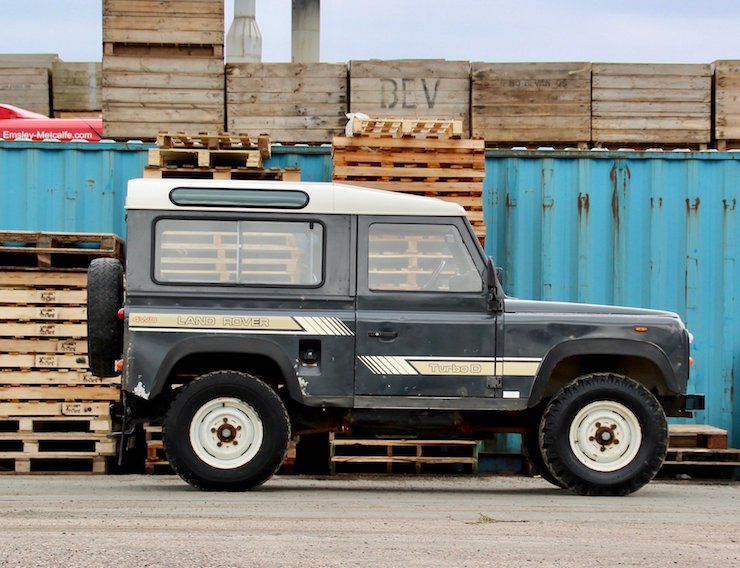 1988 Land Rover 90 - 2.5TD