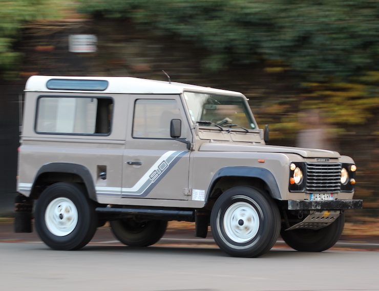 1989 Land Rover 90 - 2.5TD