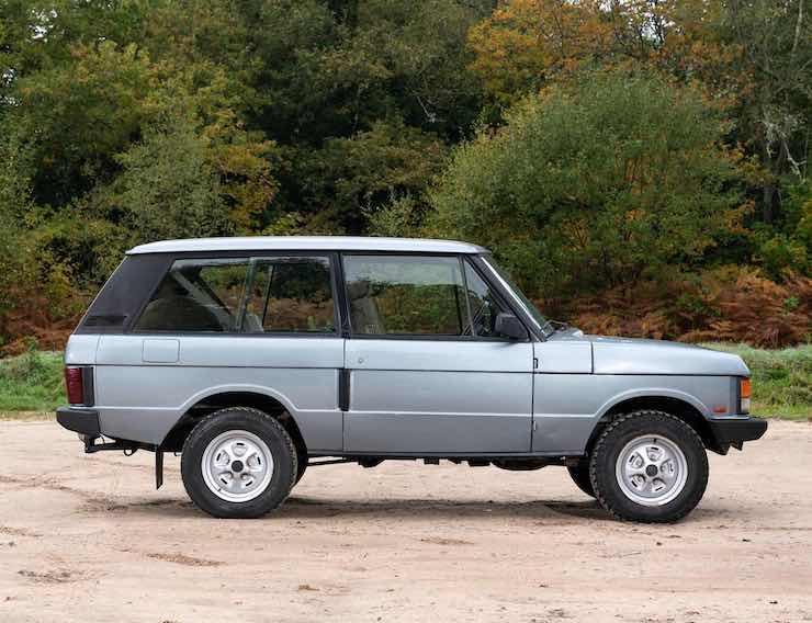 1992 Range Rover Classic 2 Door