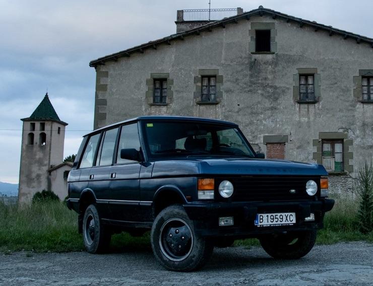 1994 Range Rover Classic 300TDI