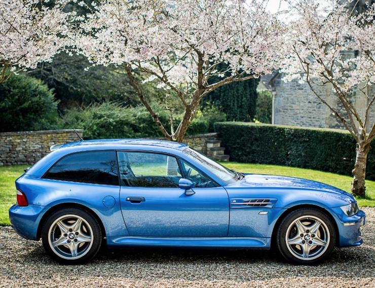 1999 BMW Z3M Coupé