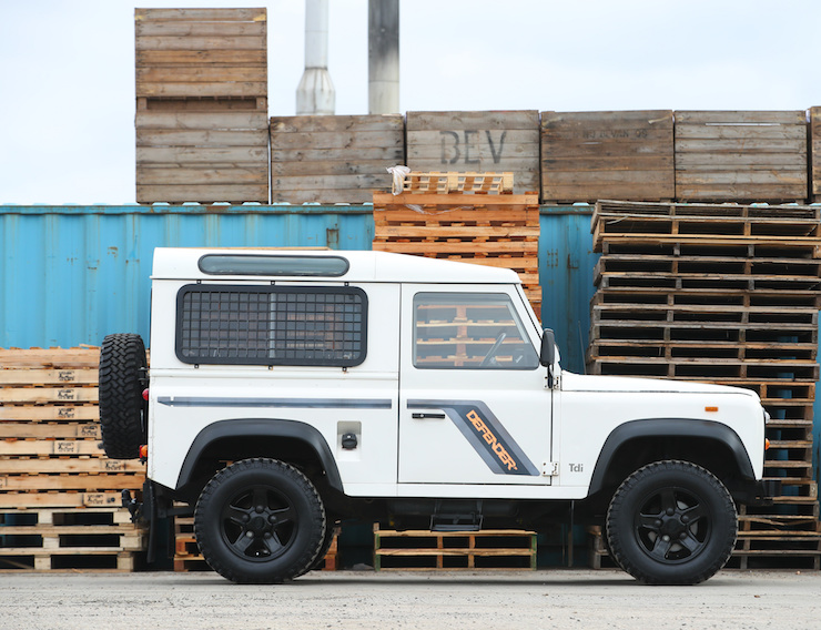 1992 Land Rover Defender TDI