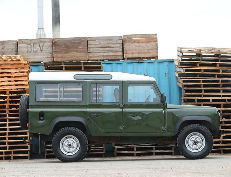 Land Rover 110 1988