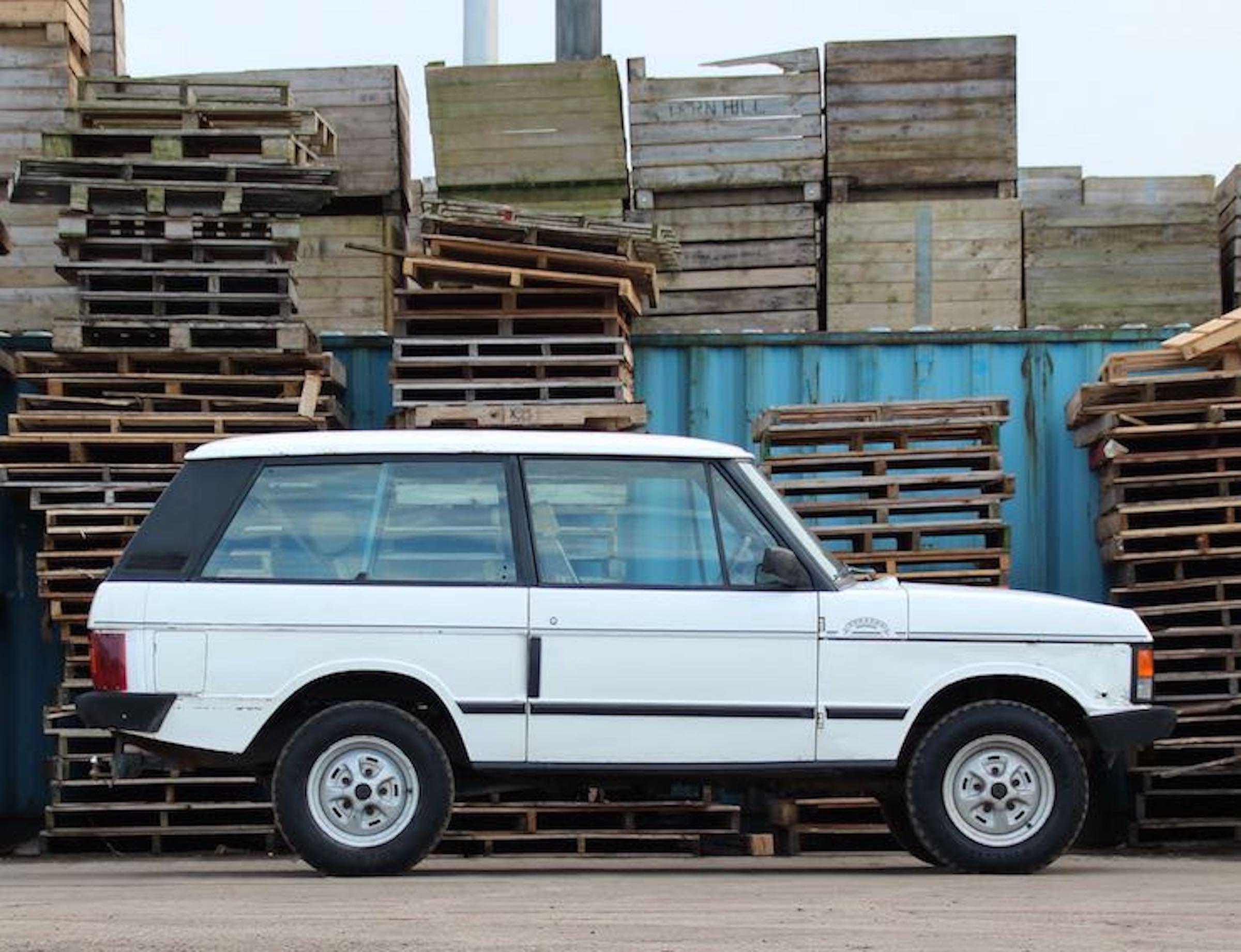 1988 Range Rover Classic 2 Door