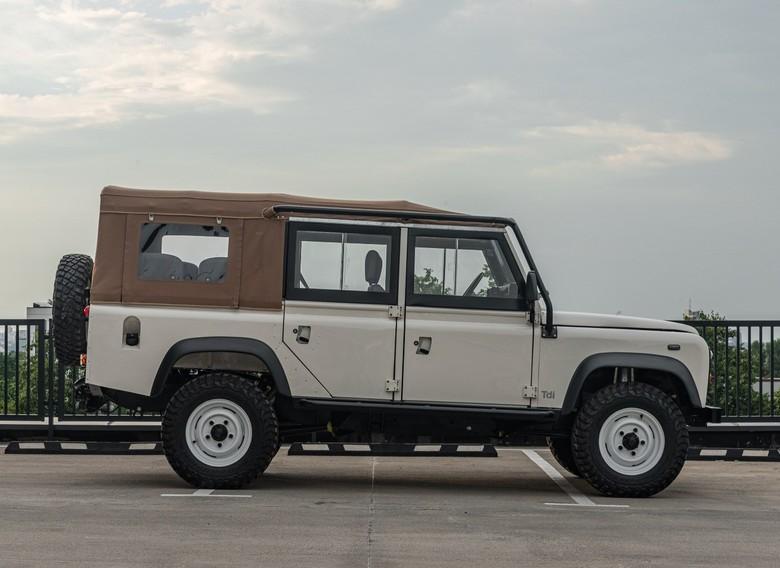 1992 Land Rover Defender 110 200 TDI