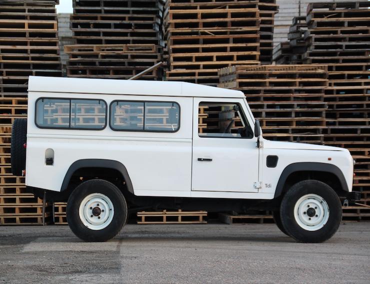 1996 Land Rover Defender 110 - 300 TDI