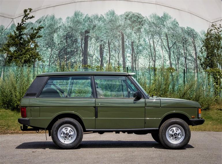 1990 Range Rover Classic 2 Door 2.4 TD