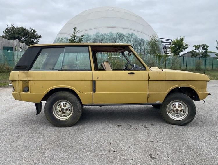 1974 Range Rover Classic 3.5 V8 Carb