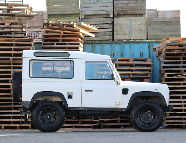 1993 Land Rover Defender TDI