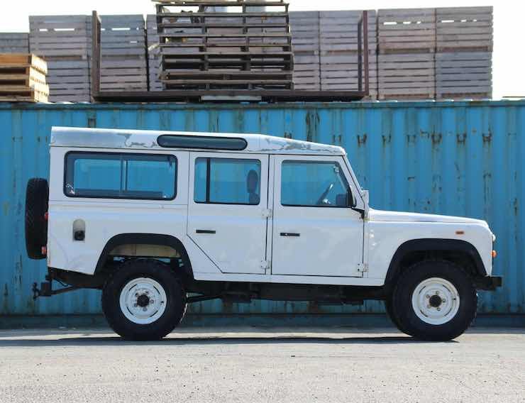 1991 Land Rover Defender 110 200TDI